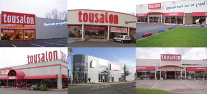 Tousalon actus les franchises du meuble page 3 for Tous salons