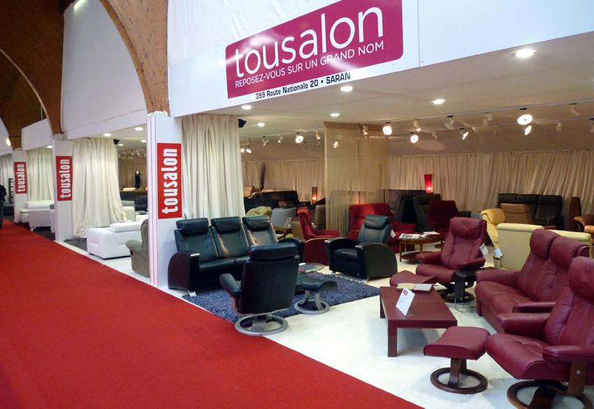 Tousalon actus les franchises du meuble page 2 for Tous salons